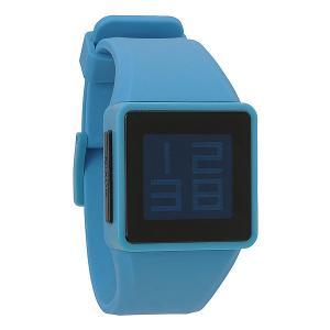 Часы  Newton Digital Sky Blue Nixon. Цвет: голубой
