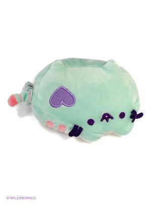 Игрушка мягкая Pusheen Pastel Gund. Цвет: светло-зеленый
