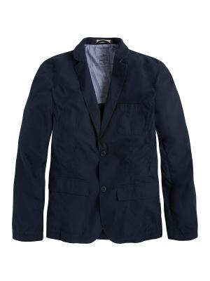 Пиджак PEPE JEANS LONDON. Цвет: синий
