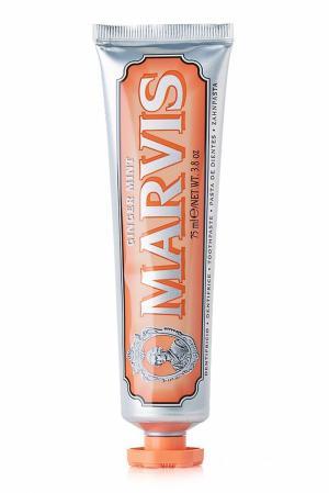 Зубная паста «Мята и имбирь» 75ml Marvis. Цвет: multicolor