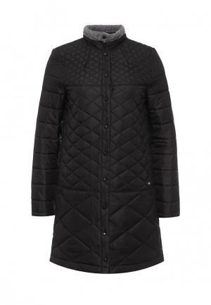 Куртка утепленная Zarina. Цвет: черный