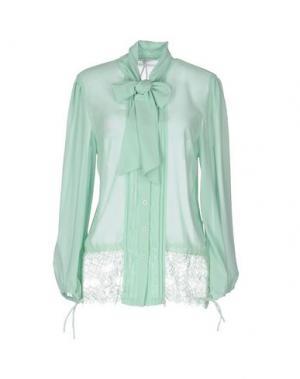 Pубашка LIST. Цвет: светло-зеленый