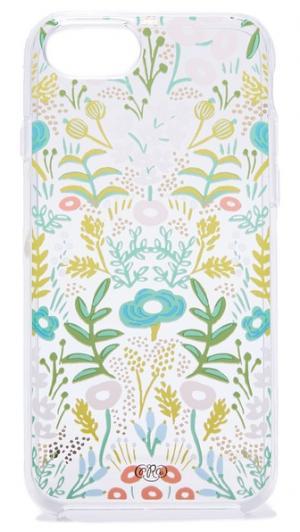 Прозрачный чехол Tapestry для iPhone 6/6s/7 Rifle Paper Co