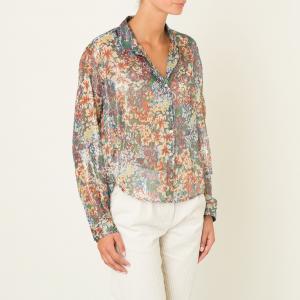 Рубашка женская TIFFANY MES DEMOISELLES. Цвет: разноцветный