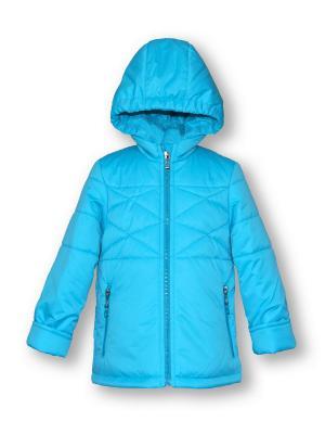 Куртка Артус. Цвет: лазурный