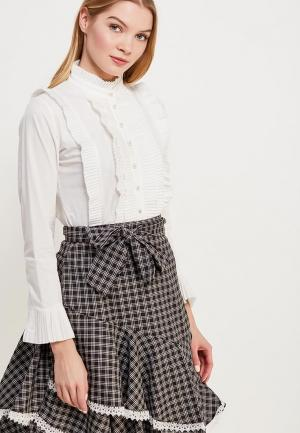 Блуза Sister Jane. Цвет: белый