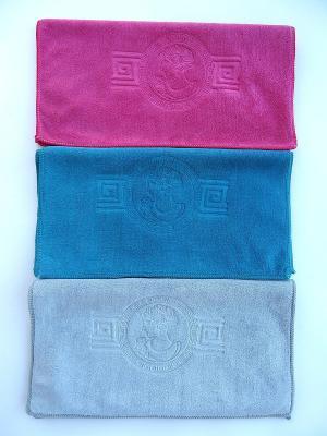 Полотенца кухонные A and C Collection. Цвет: розовый, синий, серый