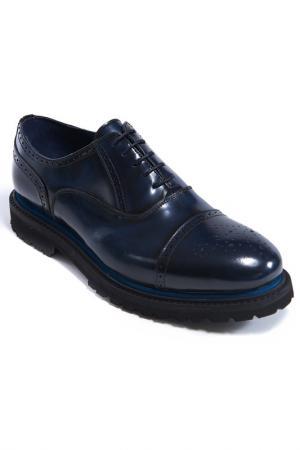 Boots Del Re. Цвет: navy