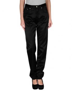 Повседневные брюки FIORUCCI. Цвет: черный
