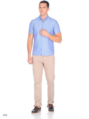 Рубашка CARAT.. Цвет: светло-голубой