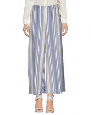 Повседневные брюки FOUDESIR. Цвет: темно-синий