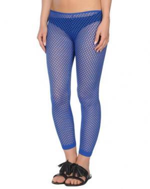 Пляжные брюки и шорты LEITMOTIV. Цвет: ярко-синий