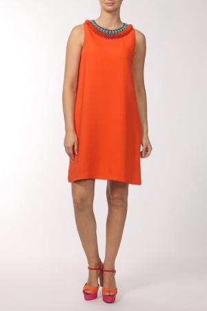 Платье Issa London. Цвет: мультицвет