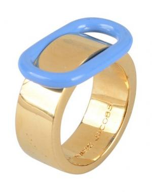 Кольцо MARC BY JACOBS. Цвет: лазурный