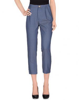 Повседневные брюки TRĒS CHIC S.A.R.T.O.R.I.A.L. Цвет: синий