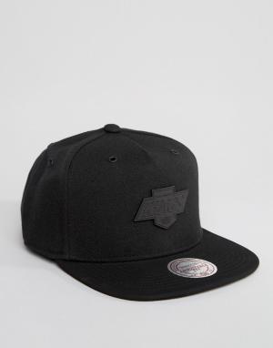 Mitchell & Ness Бейсболка Demand 2.0 LA Kings. Цвет: черный