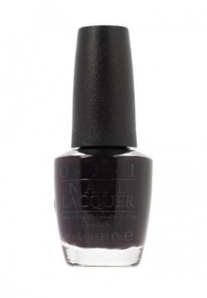 Лак для ногтей O.P.I. Цвет: коричневый