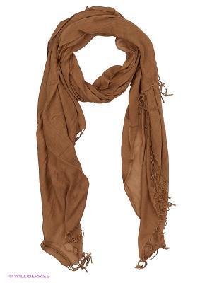 Палантин Stilla s.r.l.. Цвет: коричневый
