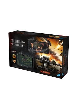 Игровой набор Танковое сражение World of Tanks. Цвет: черный