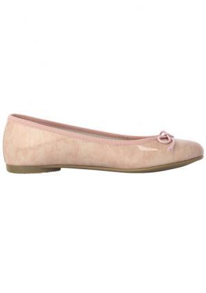 Туфли-балетки Heine. Цвет: розовый