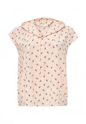 Блуза Silver String. Цвет: розовый