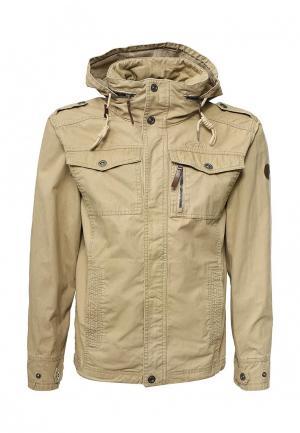 Куртка Five Seasons. Цвет: бежевый