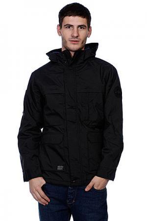 Куртка зимняя  Victory Black Matix. Цвет: черный