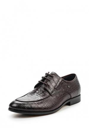 Туфли Marco Lippi. Цвет: коричневый