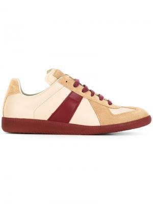 Кроссовки Replica Maison Margiela. Цвет: красный