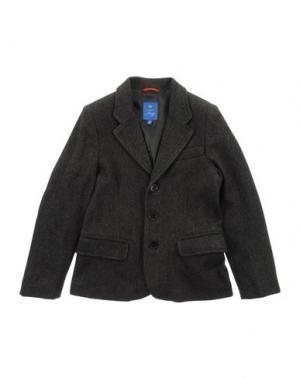 Пиджак FAY. Цвет: темно-зеленый