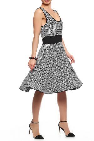 Платье Catherine Malandrino. Цвет: двухцветный