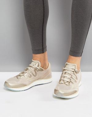 Saucony Светло-коричневые кроссовки Running Runlife Freedom ISO S20355. Цвет: рыжий