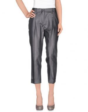 Повседневные брюки ROOM 52. Цвет: серый
