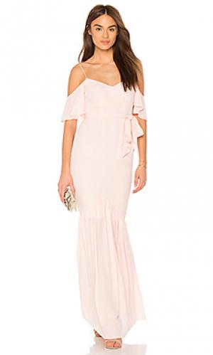 Вечернее платье emmy LIKELY. Цвет: розовый