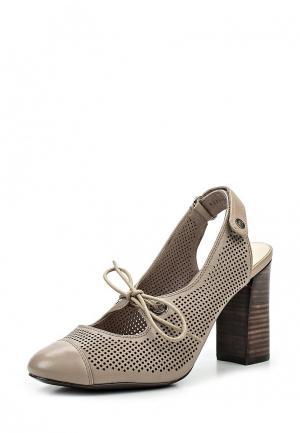 Туфли Marie Collet. Цвет: серый