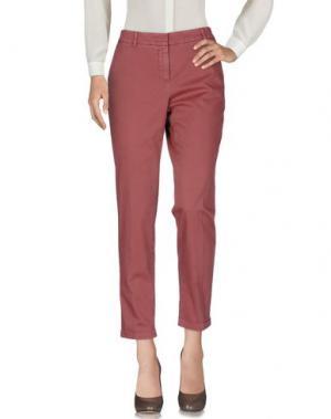 Повседневные брюки ARGONNE. Цвет: телесный