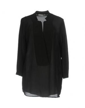 Блузка PAOLO CASALINI. Цвет: черный