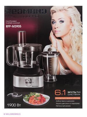 Кухонный комбайн REDMOND RFP-М3905. Цвет: черный
