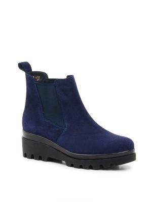 Ботинки Челси BELWEST. Цвет: темно-синий