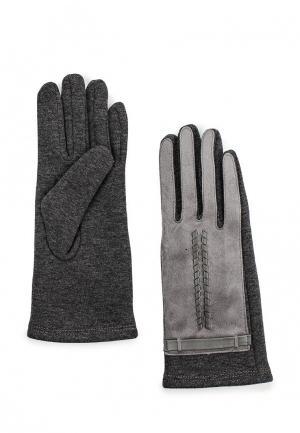 Перчатки Mascotte. Цвет: серый