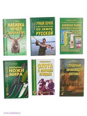 Охота №2 (комплект 6 книг) Издательский Дом Рученькиных. Цвет: белый