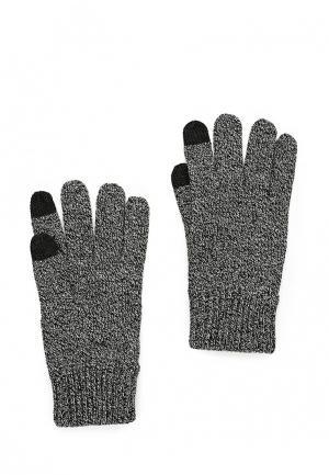 Перчатки Topman. Цвет: серый