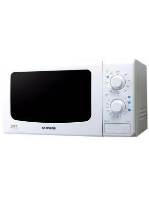Микроволновая Печь Samsung ME713KR 20л. 800Вт белый. Цвет: белый