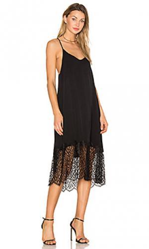 Платье sevilla Rails. Цвет: черный