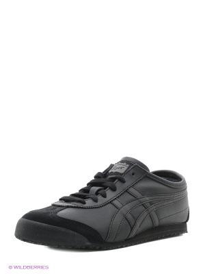 Спортивная обувь MEXICO 66 ONITSUKA TIGER. Цвет: черный