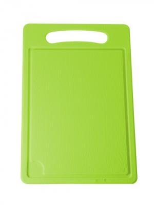 Доска разделочная №5 Plastic Centre. Цвет: зеленый