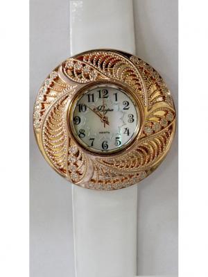 Часы Mikhail Moskvin. Цвет: золотистый, белый