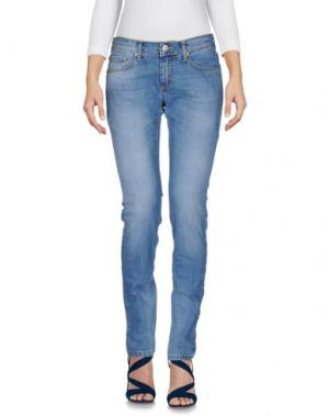 Джинсовые брюки BEVERLY HILLS POLO CLUB. Цвет: синий