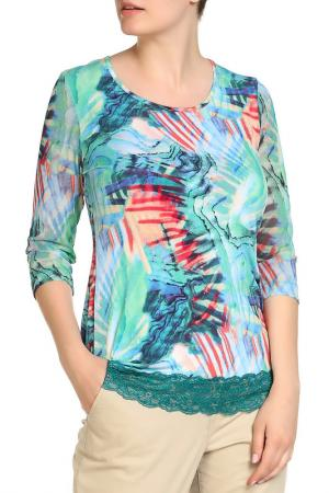 Блуза RITA PFEFFINGER. Цвет: мята