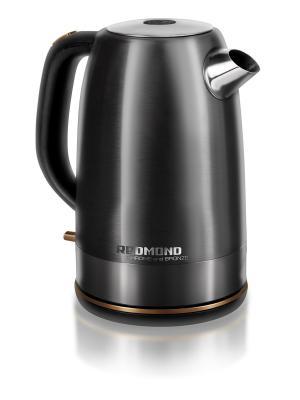Чайник RK-CBM146 REDMOND. Цвет: черный, бронзовый